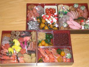 2011 おせち料理!