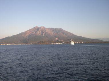 さよなら!桜島!!
