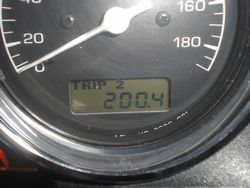 200km超え!!
