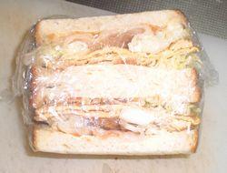簡単サンド!!