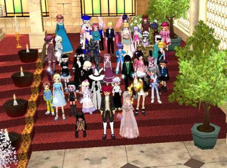 1月12日 ノリア嬢結婚式