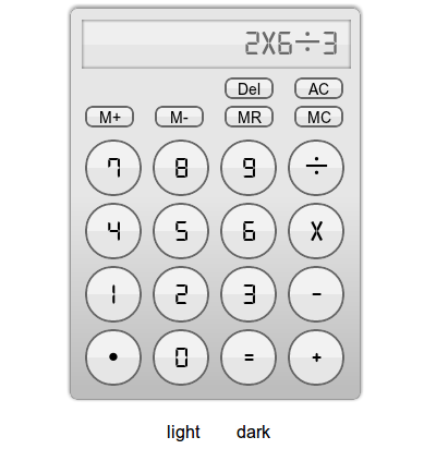 Calculator Chromeアプリ 電卓