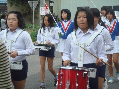 鼓笛パレード2