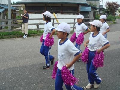 鼓笛パレード4