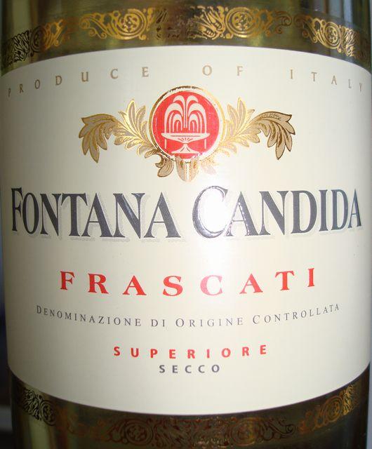 Fontana Candida Frascati 2006