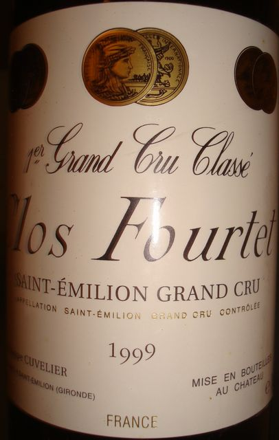 Clos Fourtet 1999