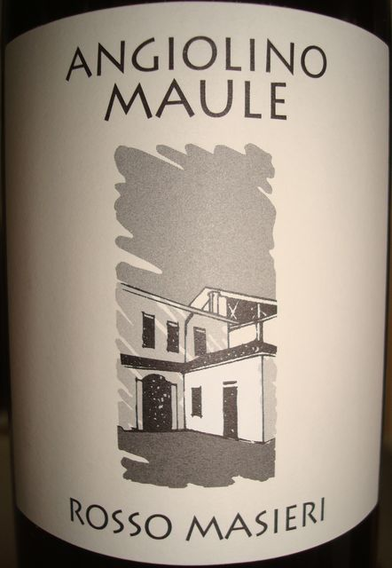 Angiolino Maule Rosso Masieri 2008