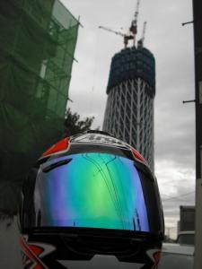 東京スカイツリーとかっちゃん