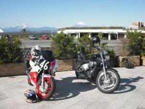 登場したバイク