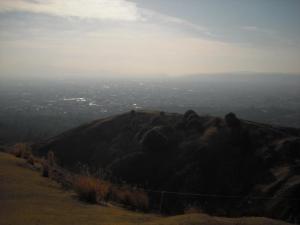 若草山からの景色