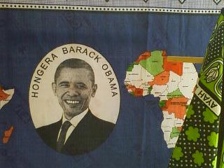 obamaのカンガ