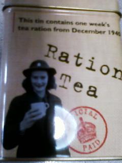 ration tea