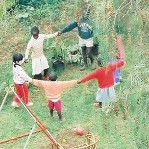 ケニアの子ども