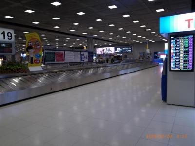 スワンナプール空港