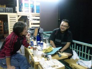 岩本さんと牛丸さん