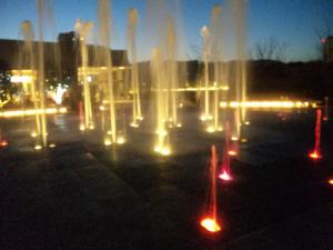西宮の噴水1