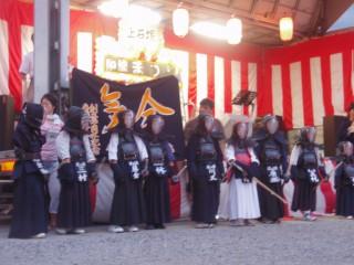 09年8月14日上石塚納涼祭 008