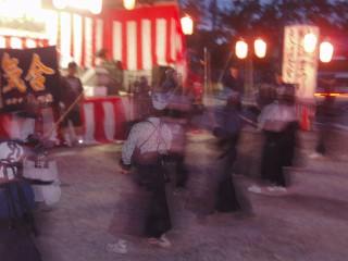 09年8月14日上石塚納涼祭 010