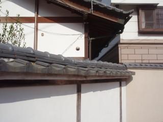 葛生 善増寺 塀 002