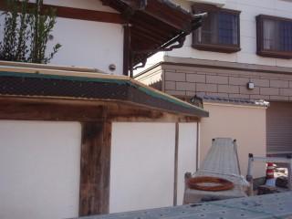 葛生 増上寺 塀 010