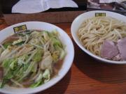 110704濃菜つけ麺