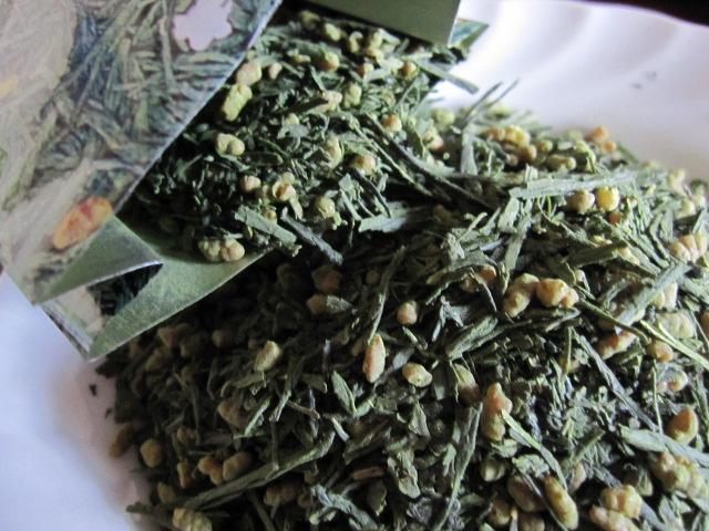 抹茶入り玄米茶1