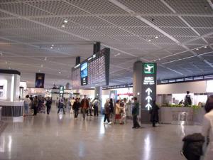 成田空港11.5