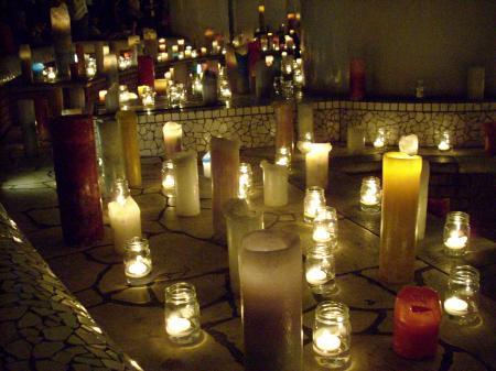 Candle-Night450