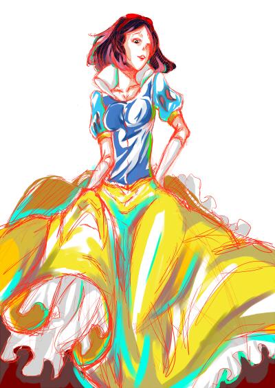 白雪公主(bbs)