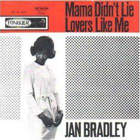JAN BRADLEY.