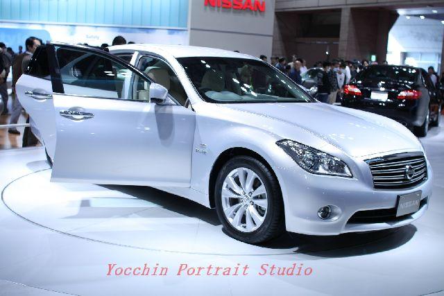 東京モーターショー2009日産車001
