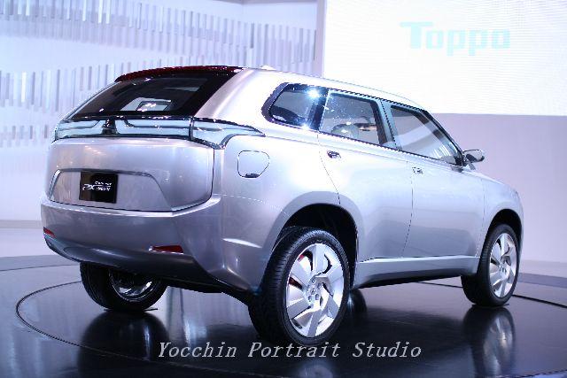 東京モーターショー2009三菱車003