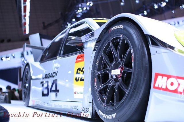 東京モーターショー2009スバル車002