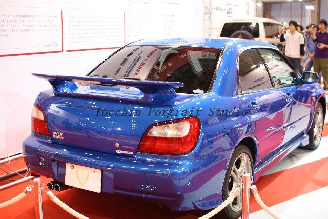 東京モーターショー2009スバル車004