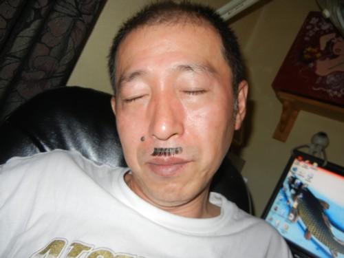 健さんもお疲れ!!