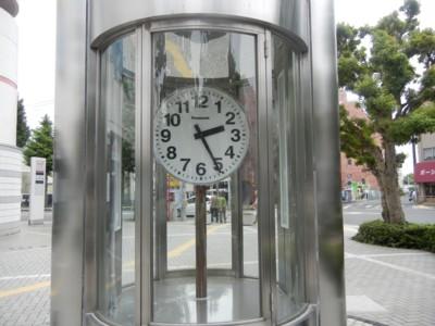 過保護な時計