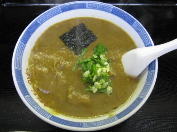 にしかわカレーラーメン091024