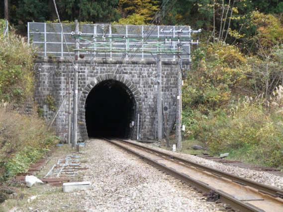 清水トンネル091101