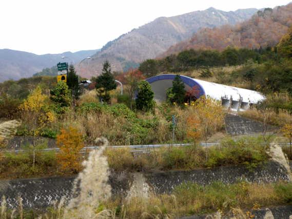 関越トンネル091101
