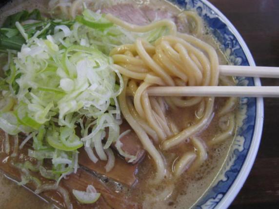 碧空麺鋪ラーメン大盛り091117b