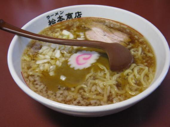 松本商店カレー中華091123