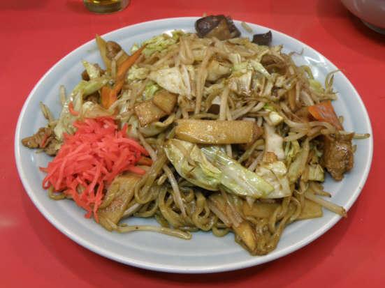龍昇園焼きそば20100109
