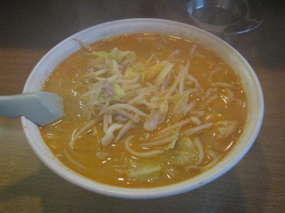 吉乃や辛みそラーメン大盛りa20100112
