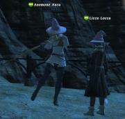 アネモ姉とリカさん