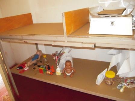 乳幼児健診室