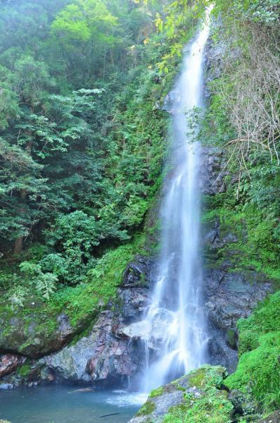 2大樽の滝
