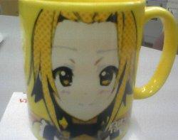 けいおん一番くじ田井中律マグカップ