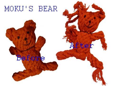 MOKU'S BEAR