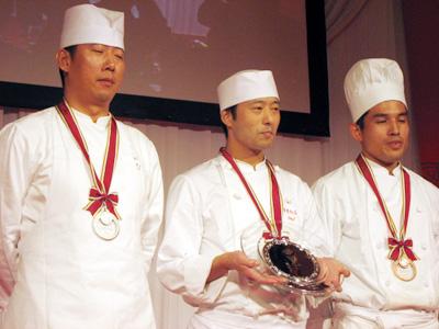 重慶飯店フードコンテスト2009