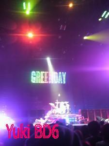 GREEN DAY-大阪城ホール